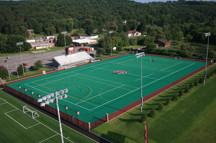 Colgate University - Tyler's Field Construction
