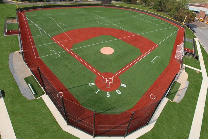Gallaudet University: Hoy Baseball Field