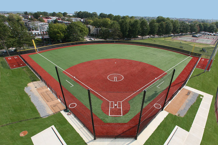 Gallaudet University Softball Field