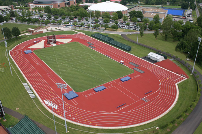 University of Virginia: Lannigan Track & Field