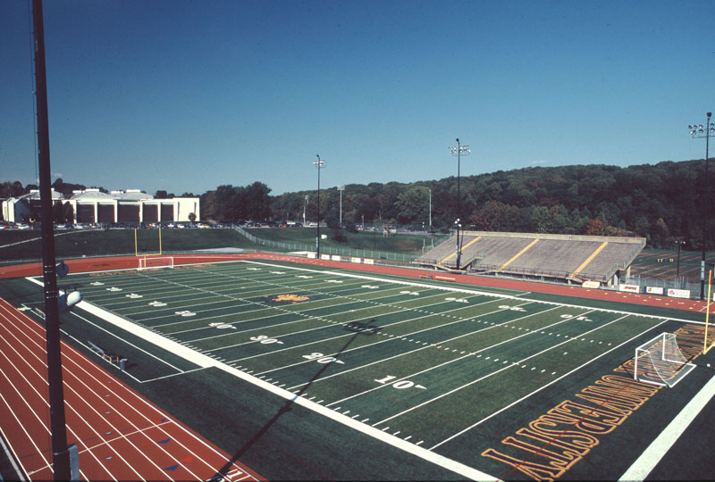 Farrell Stadium New Turf & Track