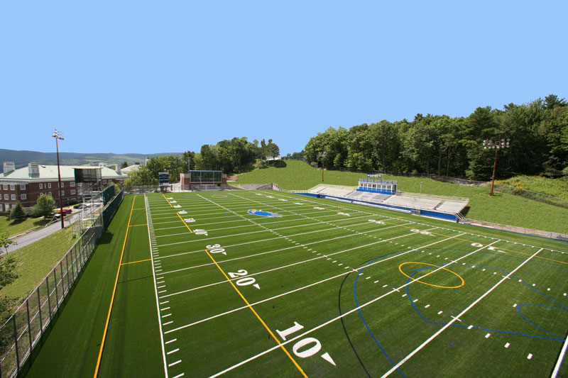 Wright Stadium Synthetic Turf Field