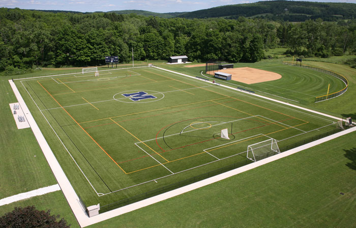 Synthetic Turf Field & Softball Field