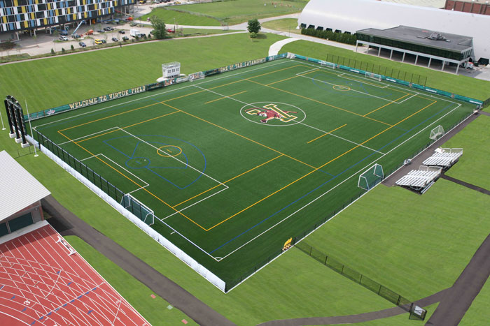 Virtue Field at Archie Post Athletic Complex
